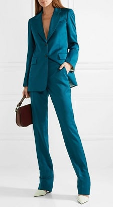 7e58b242568c1 For busy working women, the suit is often the easiest outfit to throw on in  the morning. In general, this feature is not about interview suits for  women, ...