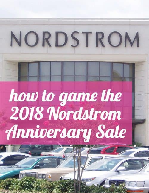 Nordstrom Anniversary Sale 2018: It's Coming! Are you ready? We answered some frequently asked questions about the sale, and rounded up some of our best tips and tricks. We're gearing up -- are you?