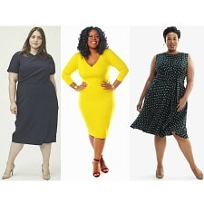 Designer Plus Size Clothing for Professional Women