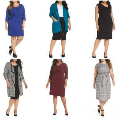 2018 Nordstrom Anniversary Sale Plus-Size Picks for Work