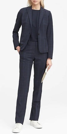 for busy working women the suit is often the easiest outfit to throw on in the morning in general this feature is not about interview suits for women