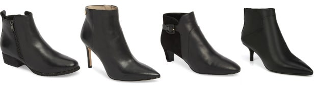 what's left in the Nordstrom Anniversary Sale 2018 - booties