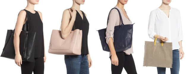 what's still left in the Nordstrom Anniversary Sale 2018 - work bags