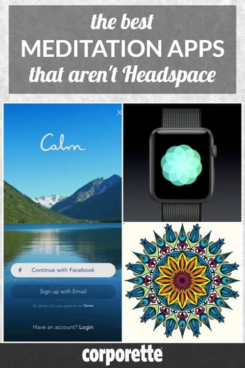 If you're looking for the best meditation apps for working women, there's an obvious frontrunner: Headspace! But the Headspace app isn't for everybody, and we've got some great examples of a few other apps you should look at (as do the readers in comments)! Which are your favorite meditation apps for working women? Do you have a favorite meditation app that isn't Headspace?