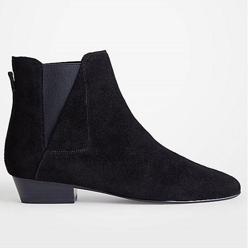 best ankle boots for work - ann taylor