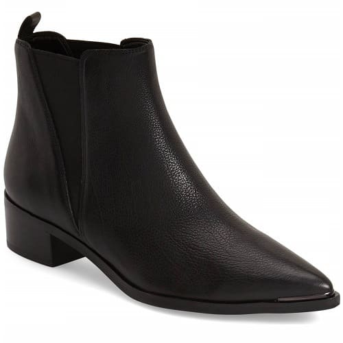 best ankle boots for work - Marc Fisher