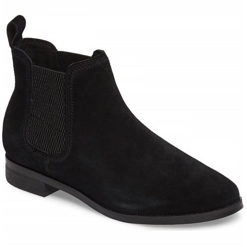 best ankle boots for work - TOMS