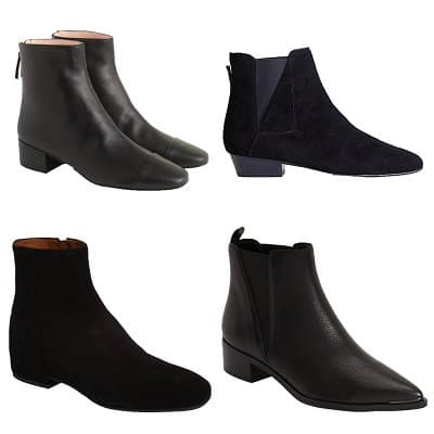 the best ankle boots for work