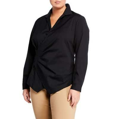 Tuesday's Workwear Report: Odetta Blouse