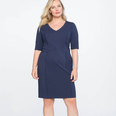 Frugal Friday's Workwear Report: 9-to-5 Stretch Work Dress
