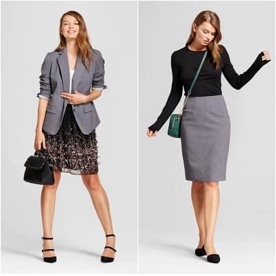 budget suits for women - Target's A New Day