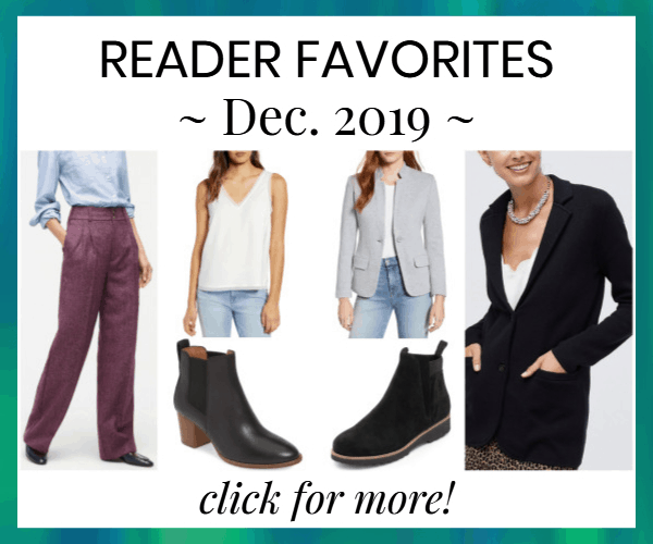 house ad for reader's most-bought items of Dec. 2019