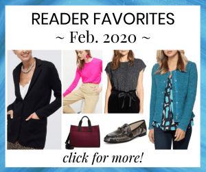 house ad for roundup of readers' most-bought items for work Feb. 2020