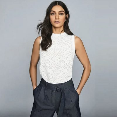 Wednesday's Workwear Report: Burnout Shell Top