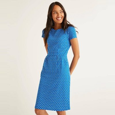 Thursday's Workwear Report: Phoebe Jersey Dress