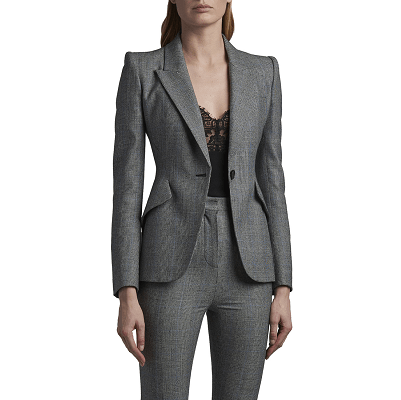 Suit of the Week: Alexander McQueen