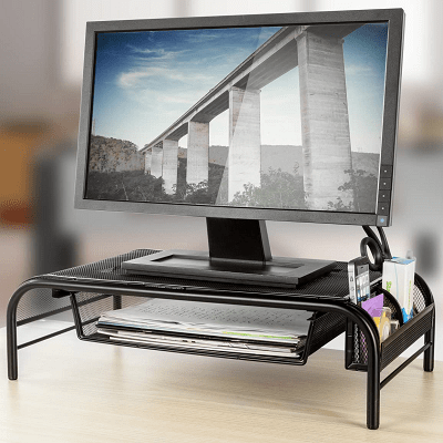 Coffee Break: Monitor Risers