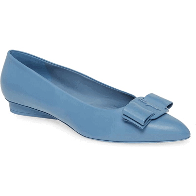 Coffee Break: Viva Bow Ballet Flat