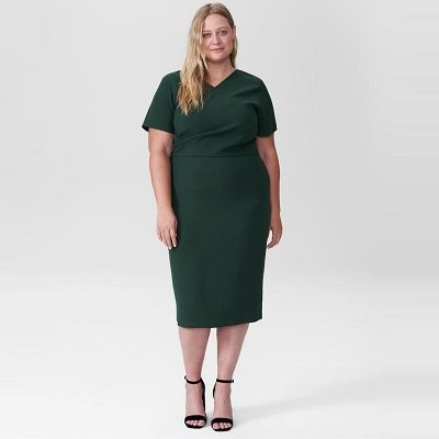 Wednesday's Workwear Report: Mary Dress