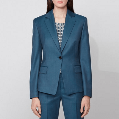Suit of the Week: Hugo Boss