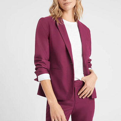 Suit of the Week: Banana Republic Factory