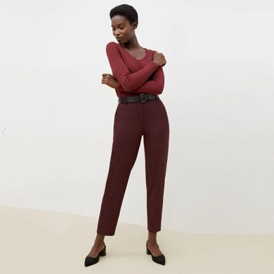Tuesday's Workwear Report: The Mejia Pant