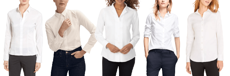 Home.fit Best-Womens-Collared-Shirts The Best Women's Collared Shirts
