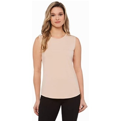 Home.fit Soft-Jersey-Knit-Sleeveless-Tank-Top Some of the Top Things Readers Bought in February 2021…