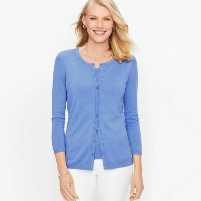 Frugal Friday's Workwear Report: Charming Cardigan